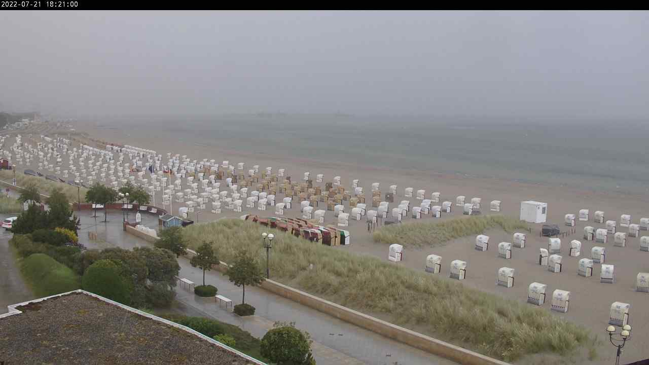 Groemitz webcam - Strand Idyll Hotel webcam, Schleswig-Holstein, Ostholstein