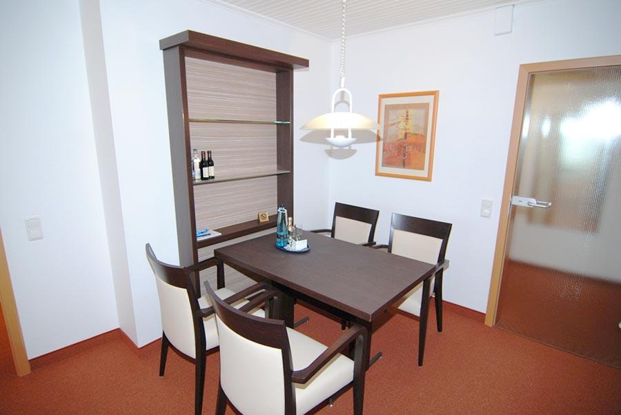 Suite 3 zimmer strandidyll gr mitz for Zimmer suite